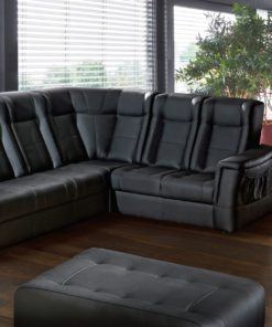 Čalouněná sedací sestava Prunela se sedačkou