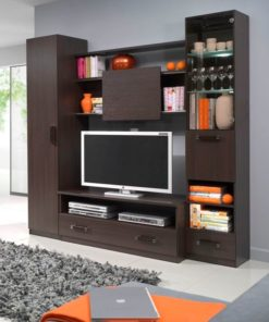 Moderní obývací stěna Oreo 1