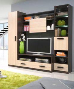 Moderní obývací stěna Oreo 2