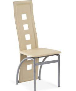 Jídelní židle Eliora 1 - krémová