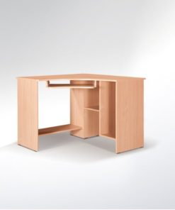 Rohový PC stůl – psací stůl Robert