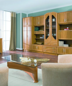 Klasická obývací stěna Kalvin