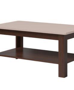 Konferenční stolek Sicilia - tmavá