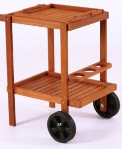 Zahradní servírovací stolek Adan
