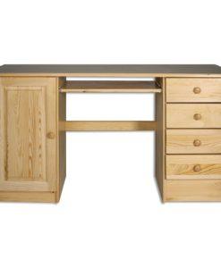 Klasický dřevěný psací stůl Aino s úložným prostorem