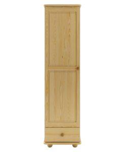 Úzká šatní skříň Jorid