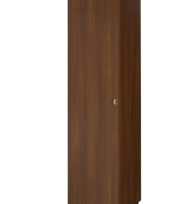 Úzká šatní skříň Madelin 3 - třešeň / akácie