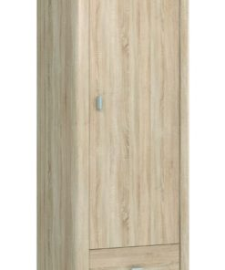 Úzká šatní skříň Manuela 2