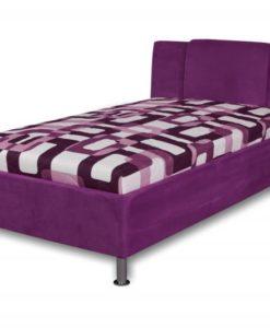 Čalouněná jednolůžková postel Monako
