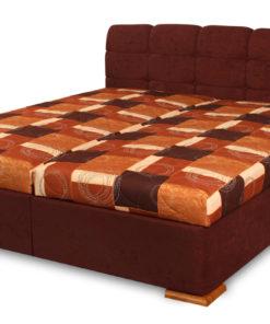 Čalouněná manželská postel Violetta