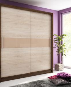 Šatní skříň s posuvnými dveřmi Medeila 7
