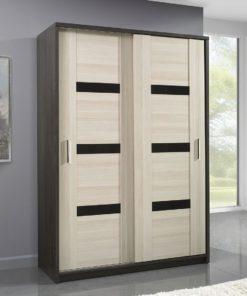 Šatní skříň s posuvnými dveřmi Oreo 1