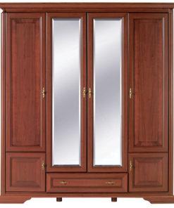 Šatní skříň se zrcadlem Sokrat 2