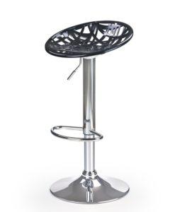 Barová stolička Eleona - černá