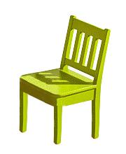 Dětská jídelní židle Arvin I