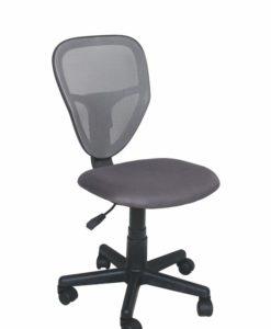Dětská otočná židle Sukie 2 - šedá