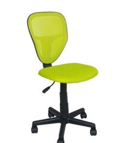 Dětská otočná židle Sukie 3 - zelená