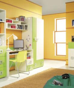 Dětský pokoj Liana 4 vhodný i pro studenty