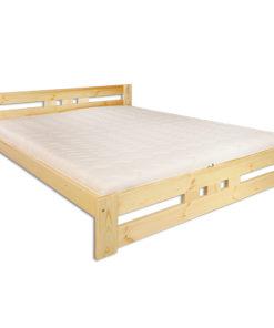 Dřevěná postel Alegra
