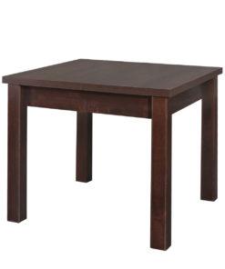 Dřevěný jídelní stůl Melichar – rozkládací