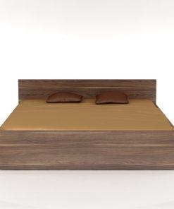 Dvoulůžková postel Resto - 160 x 200 cm