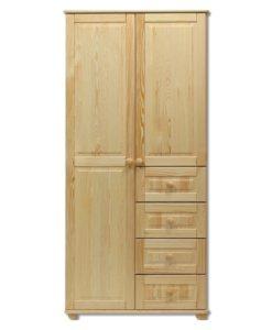 Elegantní šatní skříň Eris