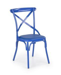 Jídelní židle Amiela 2 - modrá