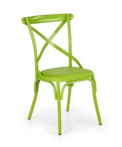 Jídelní židle Amiela 3 - zelená