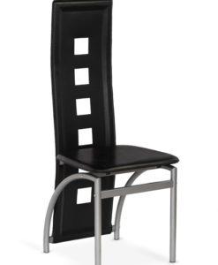 Jídelní židle Eliora 2 - černá