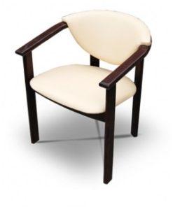 Jídelní židle s područkami Adel