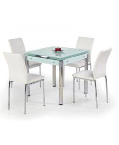 Jídelní set pro 4 osoby Orsol 4 - bílý