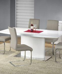Jídelní stůl Ezri - bílý