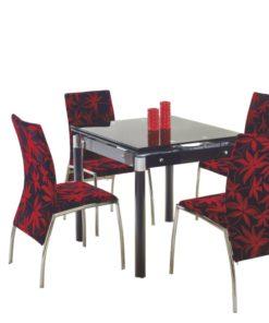 Jídelní stůl Nestor 1 - černý