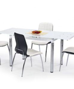 Jídelní stůl Saverio 2 - bílý