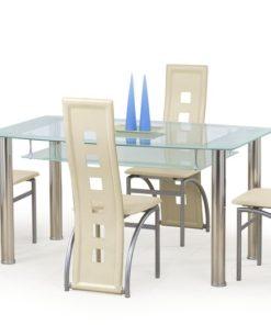 Jídelní stůl Siro 1 - mléčné okraje
