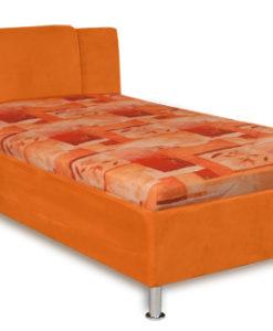 Jednolůžko Monako - oranž