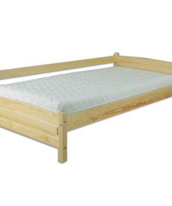 Jednolůžková postel Nuria se zábranou