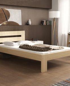 Jednolůžková postel Terila - masiv