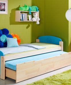 Jednolůžková postel s přistýlkou Bing 2