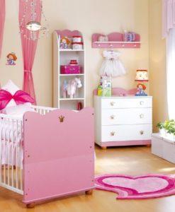 Kompletní dětský pokoj Shely