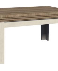 Konferenční stolek Meryl 2 - borovice nordic / dub divoký