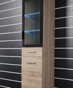 Koupelnová vysoká skříňka Kirsty sr 1