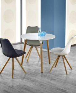 Kulatý jídelní stůl Delfi 1