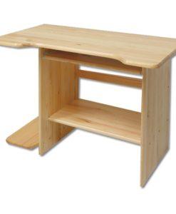 Malý borovicový psací / počítačový stůl Jalo
