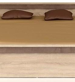 Manželská postel Arbaro