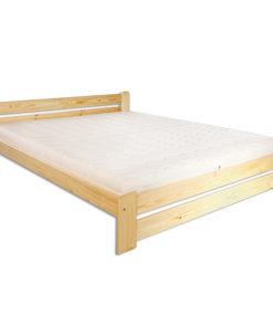 Manželská postel Delmar
