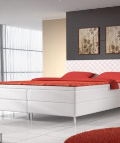 Manželská postel Maylene
