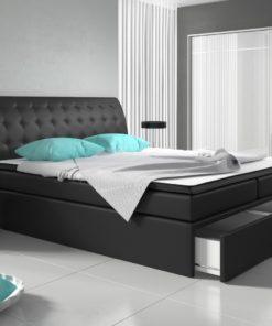 Manželská postel Rednila