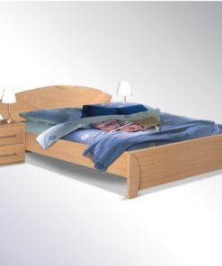 Manželská postel - letiště Radka