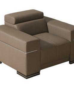 Moderní obývací křeslo Gribin